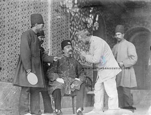 دندانپزشکی در دانشگاه تهران